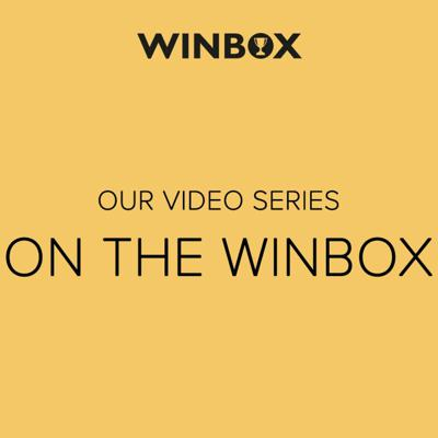 Cover art for On the Winbox 033 - Why do we need to be consistent with our social media?