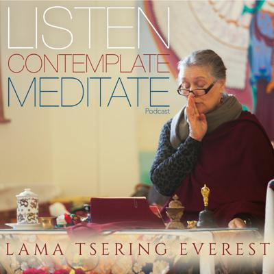 Cover art for The Constant Search For Happiness | Lama Tsering Everest