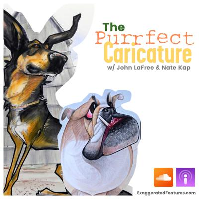 Cover art for The Purrfect Caricature - 3:23:17, 3.42 PM