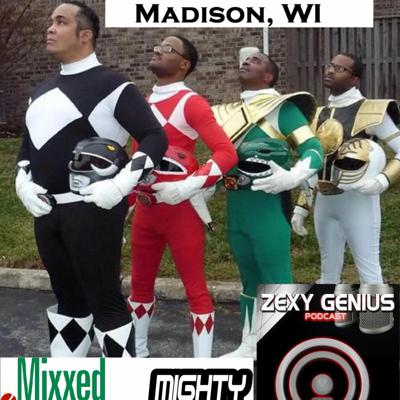 Cover art for Zexy Genius Live at Mighty Con Madison Part 1