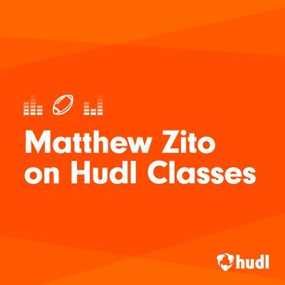 Cover art for Matthew Zito on creating his Hudl class