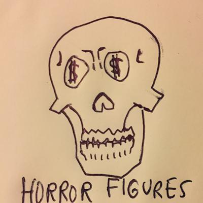 Cover art for Horror Figures Ep 1