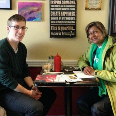 Cover art for Interview with Green Party Candidate, Nira Dookeran