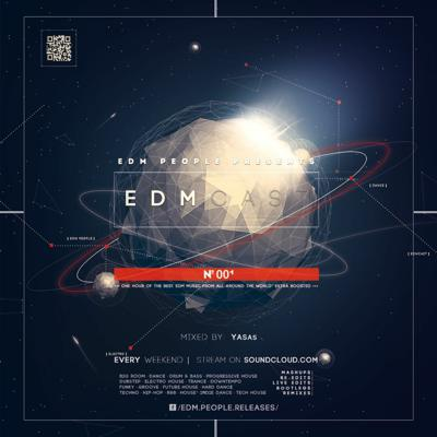 Cover art for EDMCast - N°001