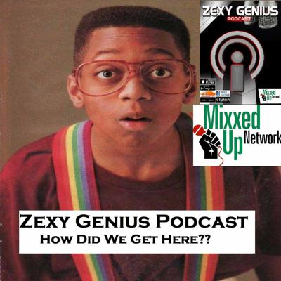 Cover art for Zexy Genius: How Did We Get Here