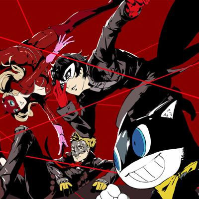 Cover art for 81: Persona 5 And Drawn To Death