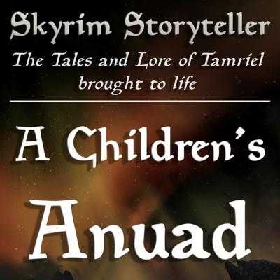 Cover art for A Children's Anuad
