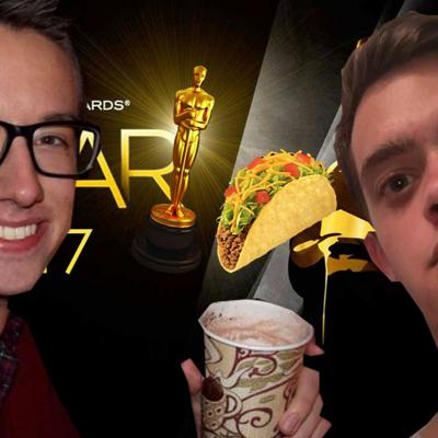 Cover art for Oscars Recap And Review!