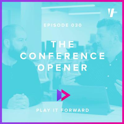 Cover art for #030: The Conference Opener
