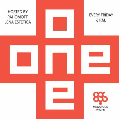 Cover art for One Plus One Radio Show Guest Mix NiCe7 [D - Floor] On Megapolis Moscow 89.5fm 03 - 03 - 2017