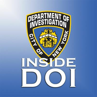 Cover art for Inside DOI #2 How False Information Impacts The City