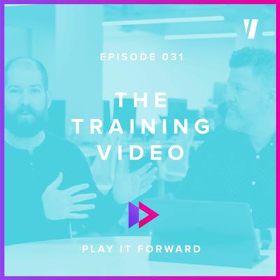 Cover art for #031: The Training Video