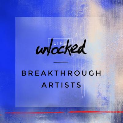 Cover art for Breakthrough Artists... Throw Out The Rules