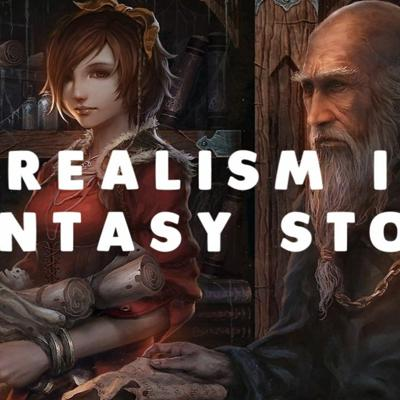 Cover art for Realism in Fantasy Stories