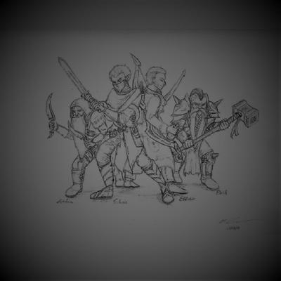 Cover art for D&D Ep #10 - Coulrophobes Beware!