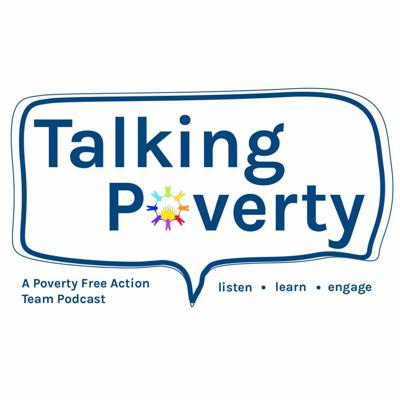 Cover art for Talking Food Security with Paul Taylor