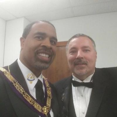 Cover art for On the Level #94-Most Worshipful Timothy Seay and the Most Worshipful Prince Hall Grand Lodge F&AM