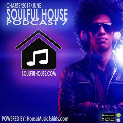 Cover art for Soulful House Charts June 2017 - SoulfulHouse.com