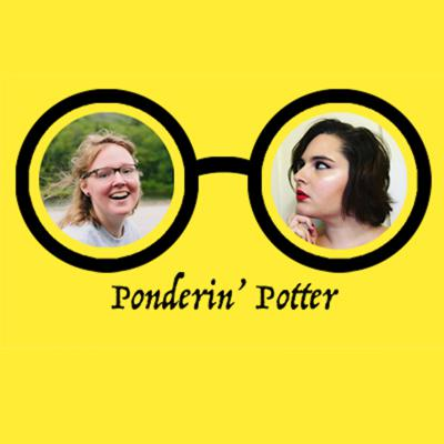 Cover art for Ponderin' Potter Episode 1 Chapters 1-4