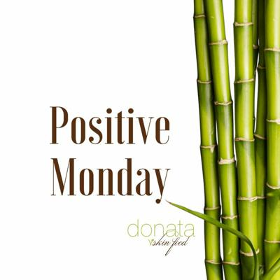 Cover art for Positive Monday
