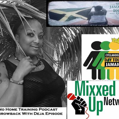 Cover art for No Home Training Podcast: Throwback With Deja