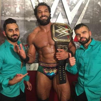 Cover art for Click Bait: Jinder Mahal, Lavar Ball and Breaking News
