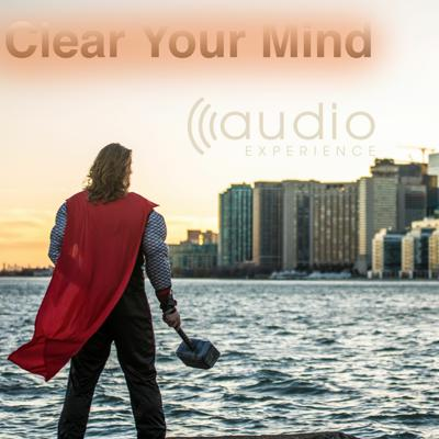Clear Your Mind #2 - Alan Nuncio(mental health podcast)
