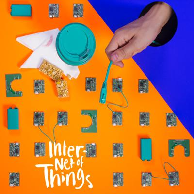 Cover art for S01E02 - How nobody needs an connected fridge (IoT) and entrepreneurs that create smart cities
