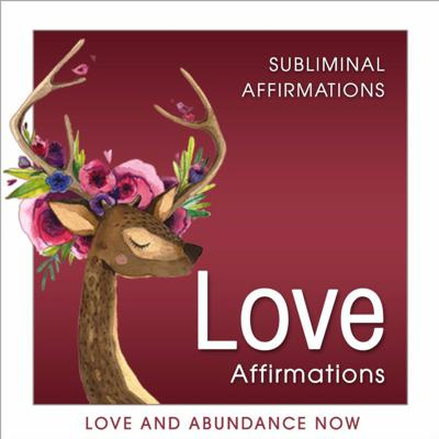Cover art for Attract Love Affirmations Subliminal Audio - Positive Affirmation to Manifest Love