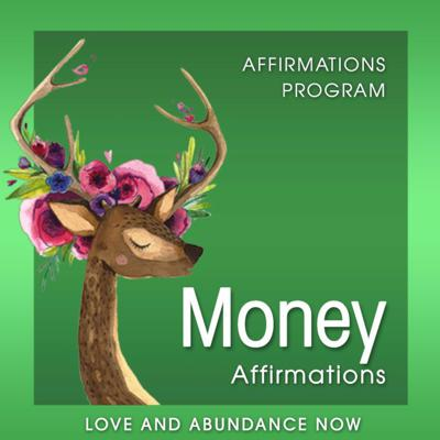 Cover art for Law of Attraction Money Positive Affirmations for Money and to Attract Money