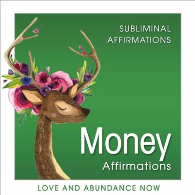 Cover art for Attract Money Affirmations Subliminal Audio, Subliminal Wealth