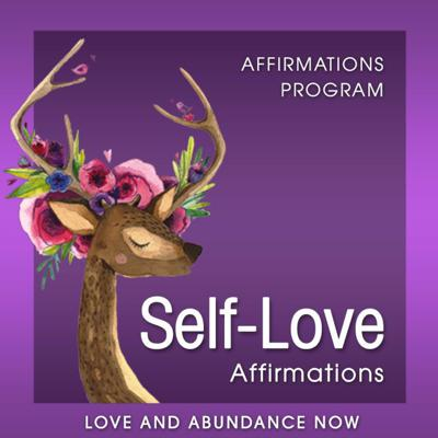 Cover art for Affirmations for Self Love, Self Love Meditation, Love Yourself Positive Affirmations