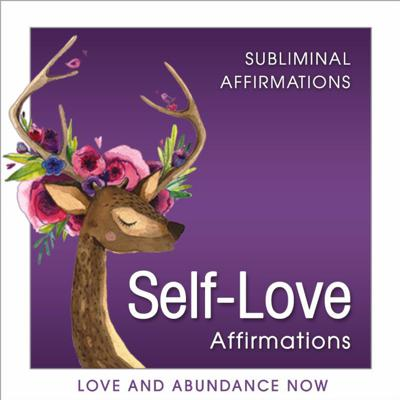 Cover art for Subliminal Audio for Self Love Affirmations, Affirmations for Self Love