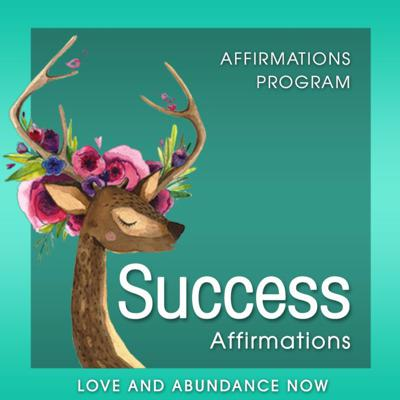 Cover art for Affirmations for Success - Positive Affirmations for Success, Affirmations for Abundance