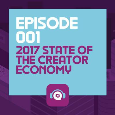 Cover art for ShareWorthy Episode 1: Findings from the 2017 State of the Creator Economy