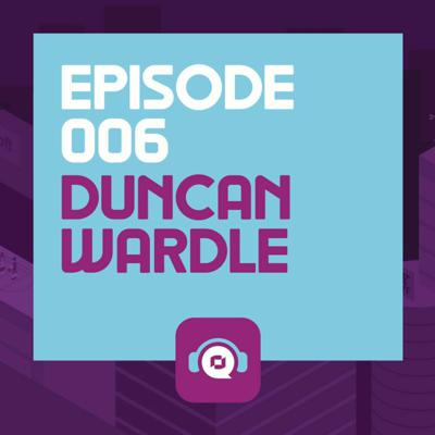 Cover art for ShareWorthy Ep 6 - Duncan Wardle on Magical Story Telling & How Disney Got A Thanksgiving Day Parade
