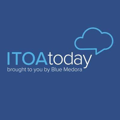 Cover art for ITOA Today - Episode 3 - What's the future of the hybrid cloud?