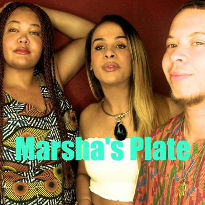 Cover art for #2: Shady People and Shady Times #MarshasPlate