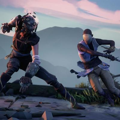 Cover art for 84: Absolver, Fortnite Battle Royale And Horizon Zero Dawn