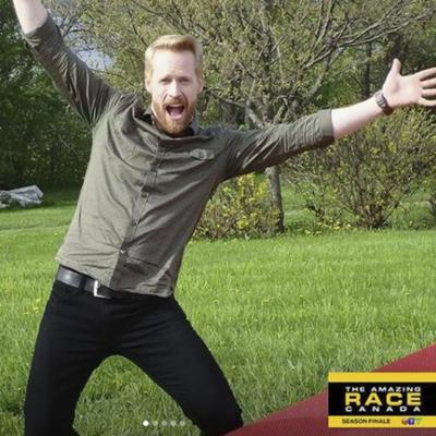Cover art for From Beer Guy to Amazing Race Canada: Career inspiration from Jon Montgomery