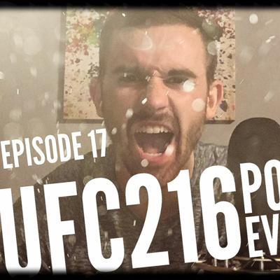 Cover art for Coming From Nowhere MMA Episode - 17