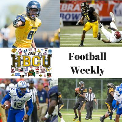 Cover art for HBCU Weekly l Bowie State is ON FIRE, NC A&T, VSU & MORE!