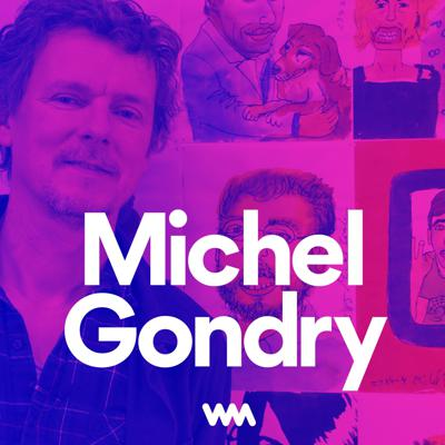 Cover art for Episode 27 : Michel Gondry