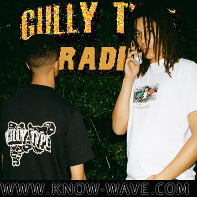 Cover art for GULLY TYPE RADIO (25.10.17) KNOW WAVE - 50th SHOW