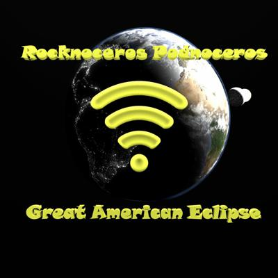 Cover art for Rocknoceros Podnoceros 3: Great American Eclipse