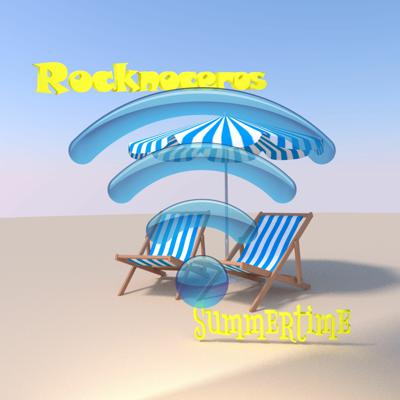 Cover art for Rocknoceros Podnoceros 1: Summertime