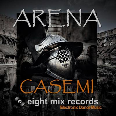 Cover art for CASEMI - Arena