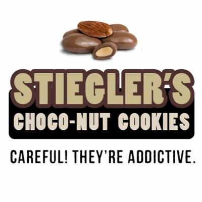 Brought to you by: Stiegler's Choco-Nut Cookies