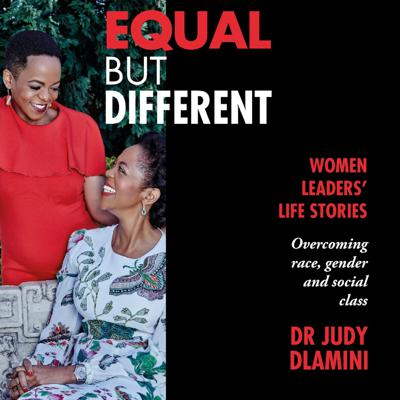 Cover art for Who is Dr Judy Dlamini?