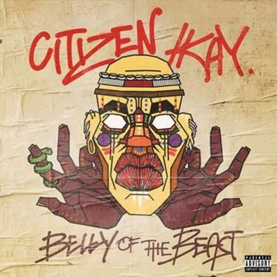 Cover art for Citizen Kay 'Belly Of The Beast' Interview With DJ Nebe